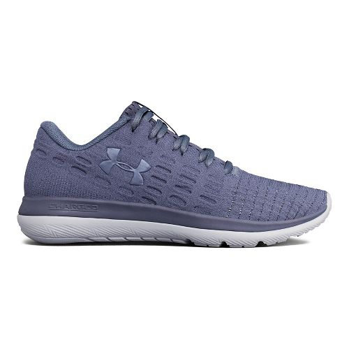 Womens Under Armour Slingflex Running Shoe - Grey/Grey 6.5