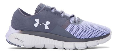 Womens Under Armour Speedform Fortis 2.1  Running Shoe - Rhino Grey 9