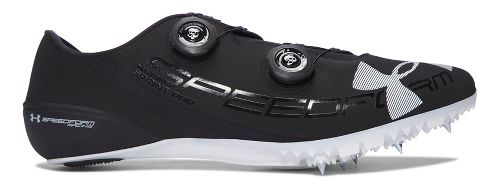 Under Armour Speedform Sprint Elite JO Track and Field Shoe - Black 7.5