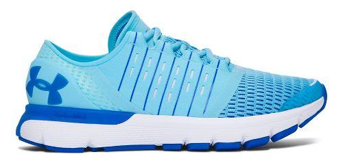 Womens Under Armour SpeedForm Europa  Running Shoe - Venetian Blue 10
