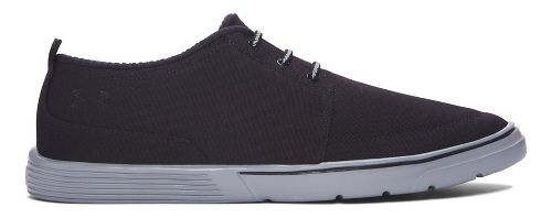 Mens Under Armour Street Encounter III Casual Shoe - Black/Blue 10