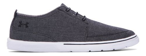 Mens Under Armour Street Encounter III Casual Shoe - Black/Steel 8