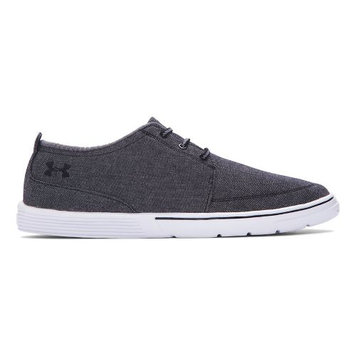 Mens Under Armour Street Encounter III Casual Shoe - Black/Steel 7
