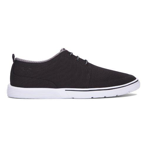 Mens Under Armour Street Encounter III Casual Shoe - Black/White 8