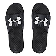 Mens Under Armour Strike Micro Geo SL Sandals Shoe