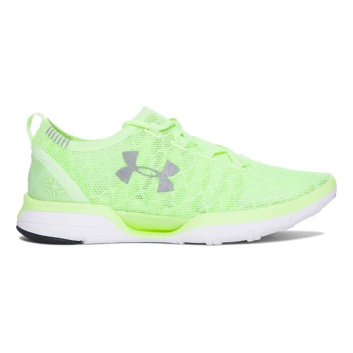 Womens Under Armour Charged Coolswitch Run Running Shoe - Black 8.5