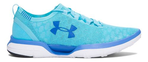 Womens Under Armour Charged CoolSwitch Running Shoe - Venetian Blue 8