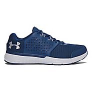 Mens Under Armour Micro G Fuel RN Running Shoe - Navy/Grey 12