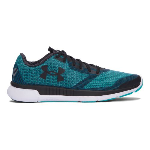 Womens Under Armour Charged Lightning  Running Shoe - Neptune 9