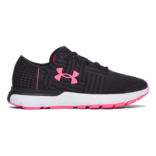 Womens Under Armour Speedform Gemini 3  Running Shoe - Black 8.5