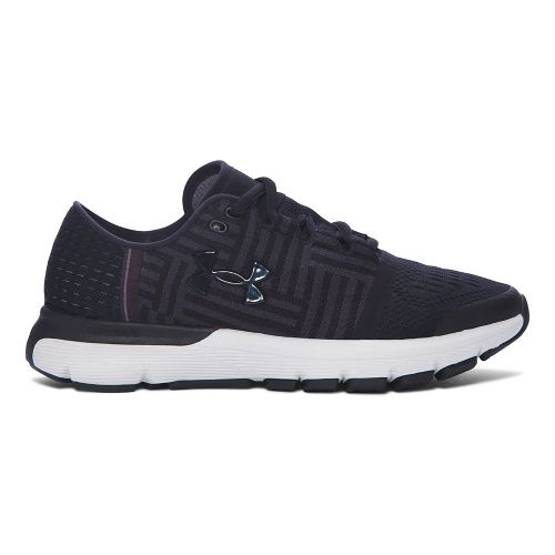 Womens Under Armour Speedform Gemini 3  Running Shoe - Black 5.5