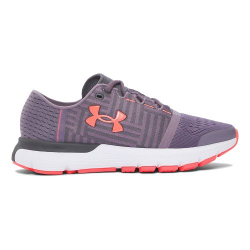 Womens Under Armour Speedform Gemini 3  Running Shoe - Flint 10.5