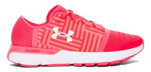 Womens Under Armour Speedform Gemini 3  Running Shoe - Sirens Coral 9.5