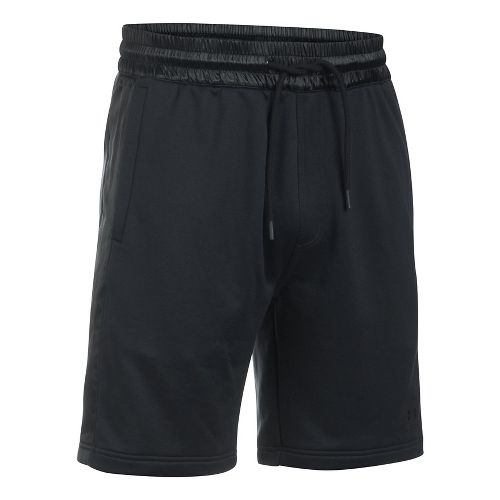 Mens Under Armour Ali Rope a Dope Unlined Shorts - Black/Black S