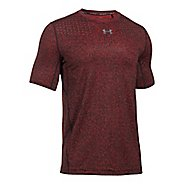 Mens Under Armour Coolswitch 2C Short Sleeve Technical Tops