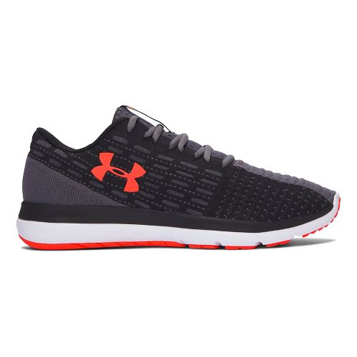 Mens Under Armour Slingflex  Running Shoe - Black/Red 7