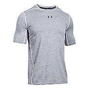 Mens Under Armour Coolswitch Twist Short Sleeve Technical Tops