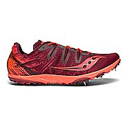 Womens Saucony Carrera XC3 Spike Cross Country Shoe