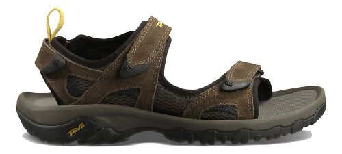 Mens Teva Katavi Casual Shoe - Brown 10