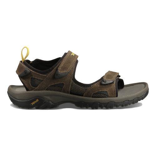 Mens Teva Katavi Casual Shoe - Brown 14