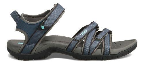 Womens Teva Tirra Casual Shoe - Bering Sea 6