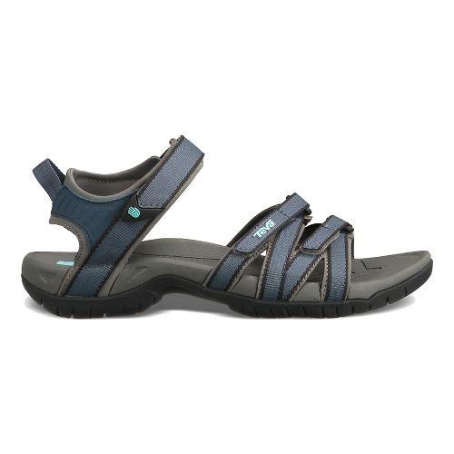 Womens Teva Tirra Casual Shoe - Bering Sea 9.5