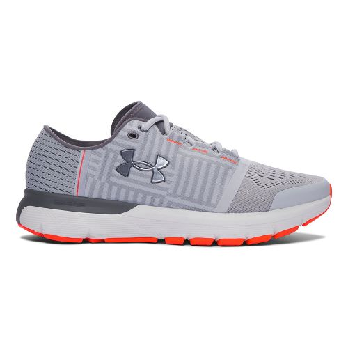 Mens Under Armour Speedform Gemini 3  Running Shoe - Grey/Grey 9.5