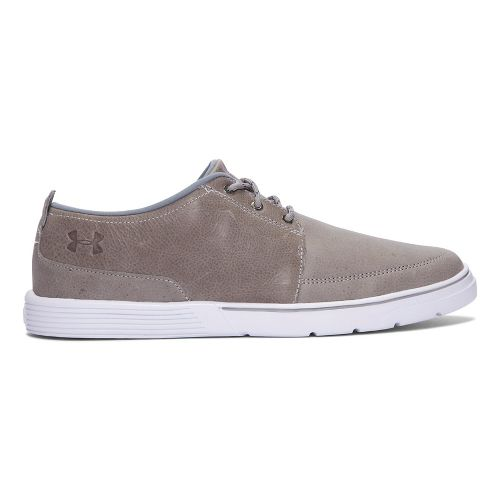 Mens Under Armour  Street Encounter LTH III Casual Shoe - Grey/Grey 11