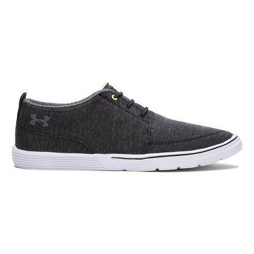 Mens Under Armour Street Encounter II Casual Shoe - Black 6