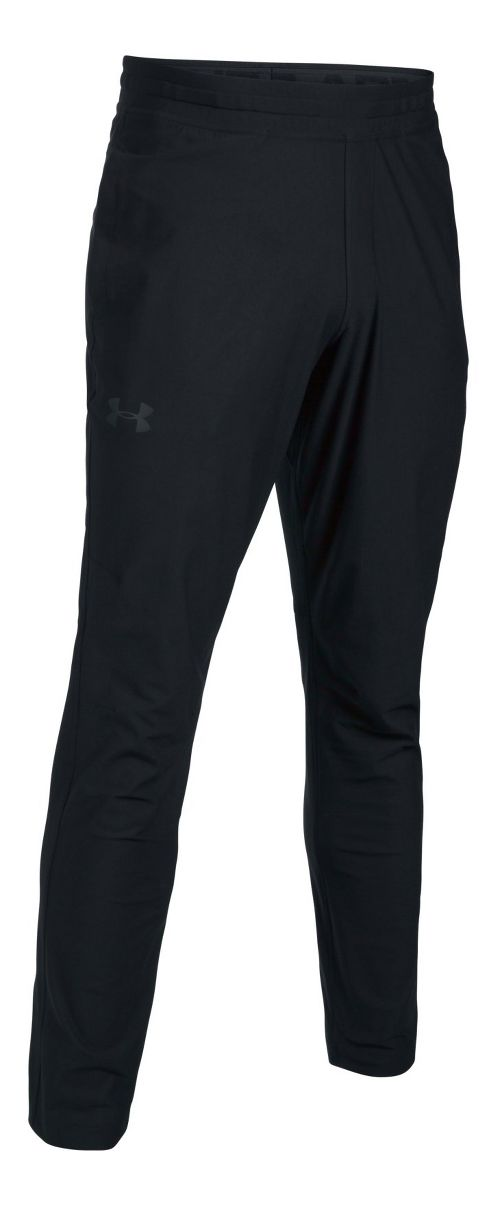 Mens Under Armour Elevated Knit Pants - Black XL