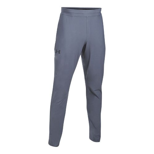 Mens Under Armour Elevated Knit Pants - Apollo Grey 4XL