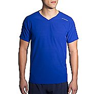 Mens Brooks Fremont Short Sleeve Technical Tops