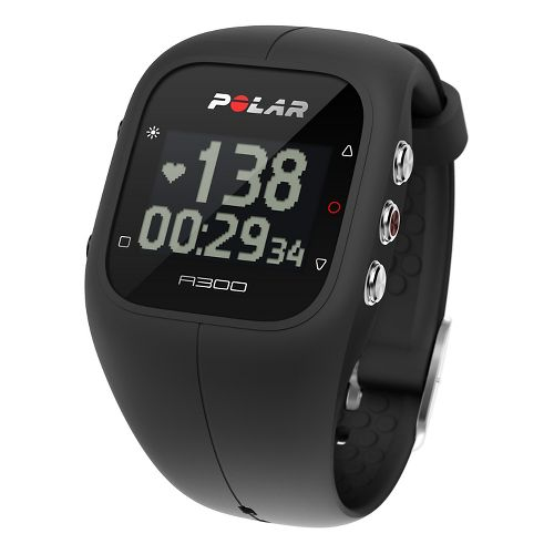 Polar A300 HR Monitors - Black