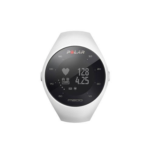 Polar M200 Monitors - White M/L