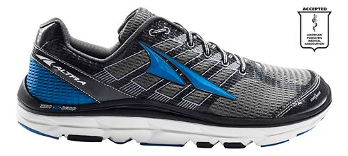 Mens Altra Provision 3.0 Running Shoe - Charcoal/Blue 10