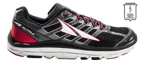 Mens Altra Provision 3.0 Running Shoe - Black/Red 15