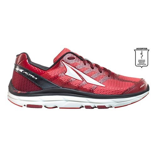 Mens Altra Provision 3.0 Running Shoe - Orange 11.5