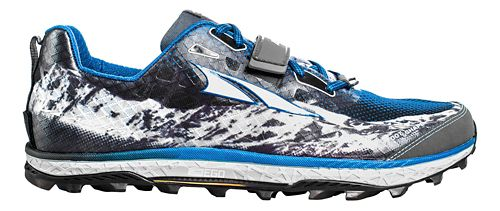 Mens Altra King MT Trail Running Shoe - Blue 12