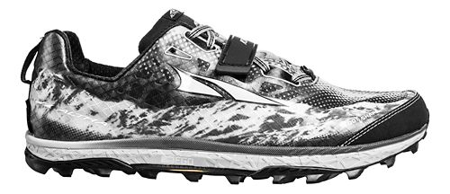 Womens Altra King MT Trail Running Shoe - Black 10.5