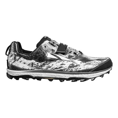 Womens Altra King MT Trail Running Shoe - Black 8