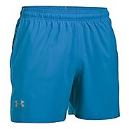 """Mens Under Armour Launch SW 5"""" Lined Shorts"""