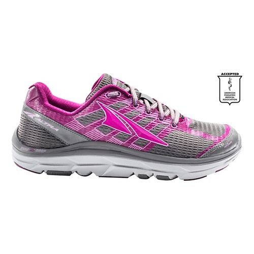 Altra Provision 3.0 Running Shoe - Grey/Purple 8.5