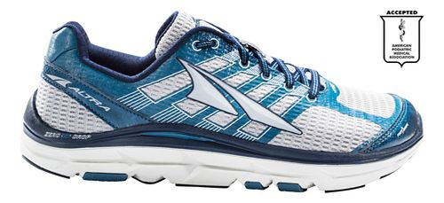 Altra Provision 3.0 Running Shoe - Silver/Blue 6