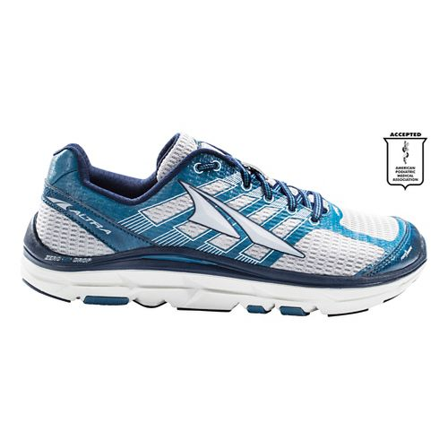 Altra Provision 3.0 Running Shoe - Silver/Blue 9.5