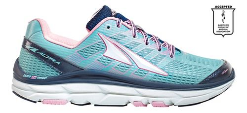 Altra Provision 3.0 Running Shoe - Blue/ Pink 7