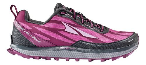 Womens Altra Superior 3.0 Trail Running Shoe - Raspberry 7