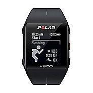 Polar V800 HR Monitors - Black/Black
