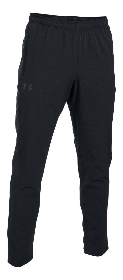 Mens Under Armour Supervent Pants - Black XL