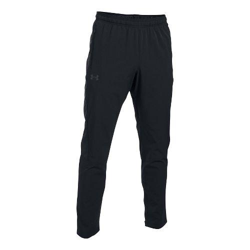 Mens Under Armour Supervent Pants - Black XXL