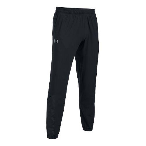 Mens Under Armour Storm Printed Pants - Black L